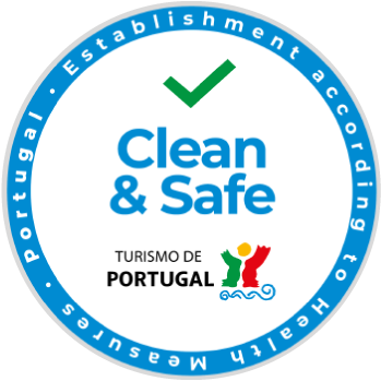 Clean & safe Aldeia Azul